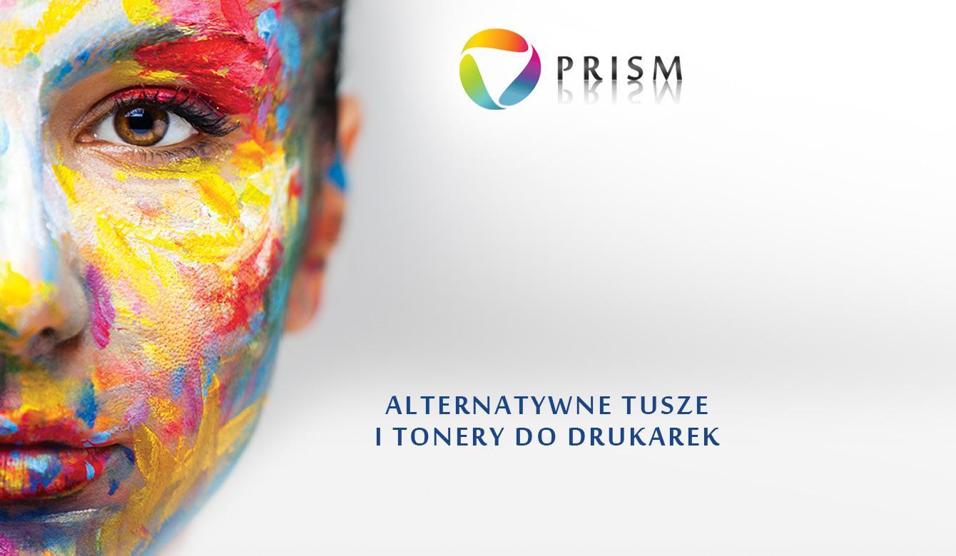 Prism alternatywne tusze i tonery do drukarek